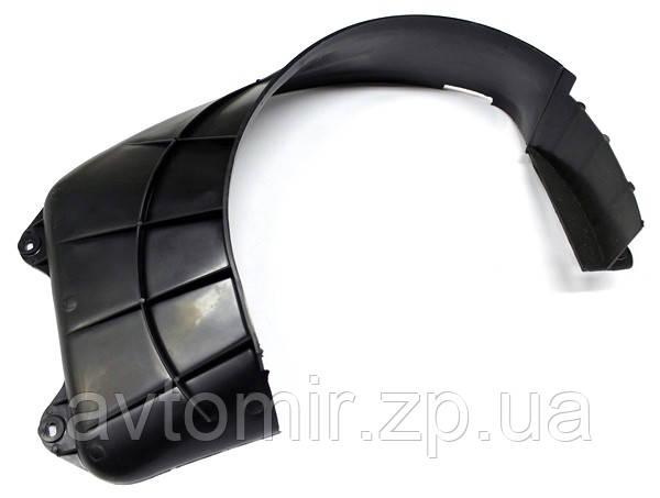 "Диффузор радиатора Ваз 2105-2107 голый (пластик) ""Автопласт +"""