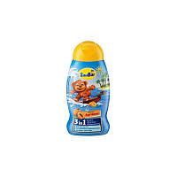 Saubar 3in1 Dusche+Shampoo+Pflegespülung - гель-шамп.-бальзам, 250мл
