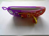 """Яркий универсальный чехол бампер Лис для 4""""-5,3, фото 4"""