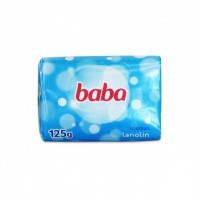 Детское мыло Baba lanolin 125г