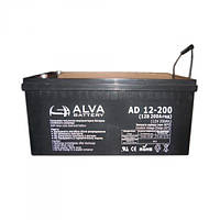 Аккумулятор 12В 200Ач AW12-200 ALVA