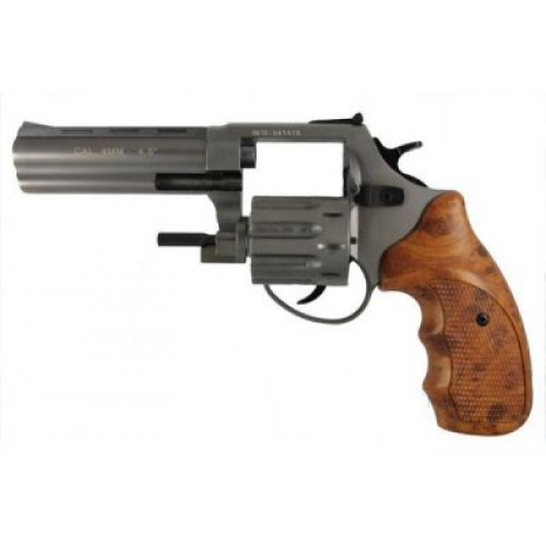 Револьвер под патрон Флобера 4,5 (титан/кор.ручка)