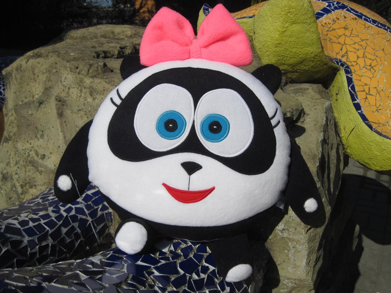 Мягкая подушка-игрушка Смешарики «Панди»