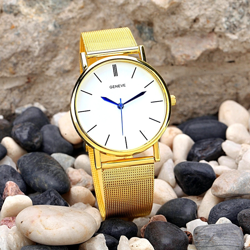 Часы наручные GENEVA женские мужские кварцевые