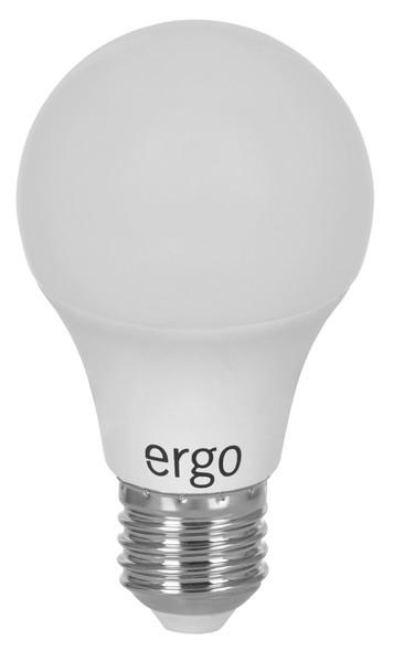 Lamp ERGO Standard A60 Е27 8W 220V Тепл.Бел. 3000K Мат. н/Дим.