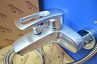 Смеситель для ванной комнаты Hansberg Hans St-14 y (Satin)