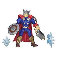 Разборная фигурка Hero Mashers супергерой Тор. Оригинал Hasbro