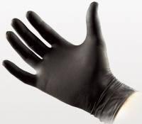 Перчатки Nitrylex PF Black L