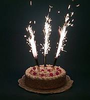 Фейерверк для торта 12 см 6 шт