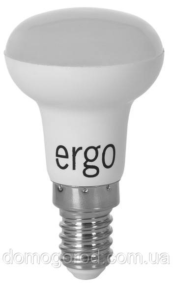 Lamp ERGO Standard R39 E14 4W 220V Тепл.Бел. 3000K Мат. н/Дим.