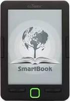 "Электронная книга Globex SmartBook Grey (6 ""E Ink Pearl (1024х758), 4 GB, слот расширь. Памяти, Аудио-выход, в"