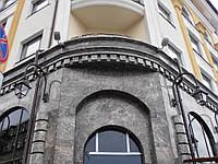 Внешняя облицовка зданий граинитом