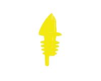 Гейзер пластиковый желтый (низкий) (657002)