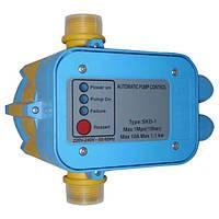 Електронний контролер тиску SKD-1 Євроаква (з авт. перезапуском)