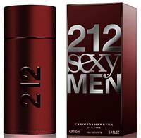 Мужская туалетная вода 212 Sexy Men Carolina Herrera