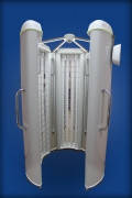 Аппарат для лечения псориаза Псоролайт 100-6 (кабина 5-ти секционная)