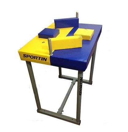 Стол для армрестлинга профессиональный PS0005, фото 2