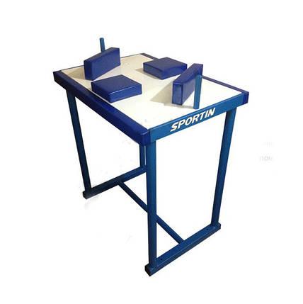 Стол для армрестлинга тренировочный PS0007, фото 2