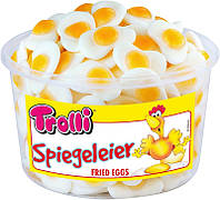 Жевательные конфеты Trolli Spiegeleier 1200g