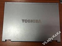 Toshiba Tecra M9 крышка матрицы