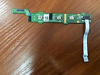 Toshiba Tecra M9 плата включения