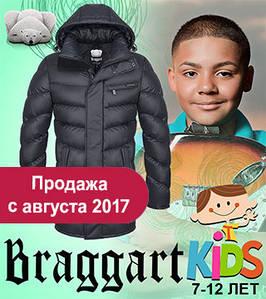 Детские модные зимние куртки оптом
