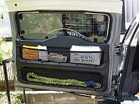 Toyota FJ Cruiser 2007-2014 сетка кармашек на задние двери багажник новая оригинальная