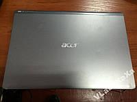 Acer Aspire 4810 крышка матрицы+рамка