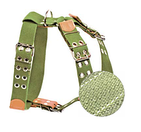 Шлея Collar х/б тесьма для крупных собак, фото 1