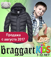 Детские брендовые зимние куртки оптом
