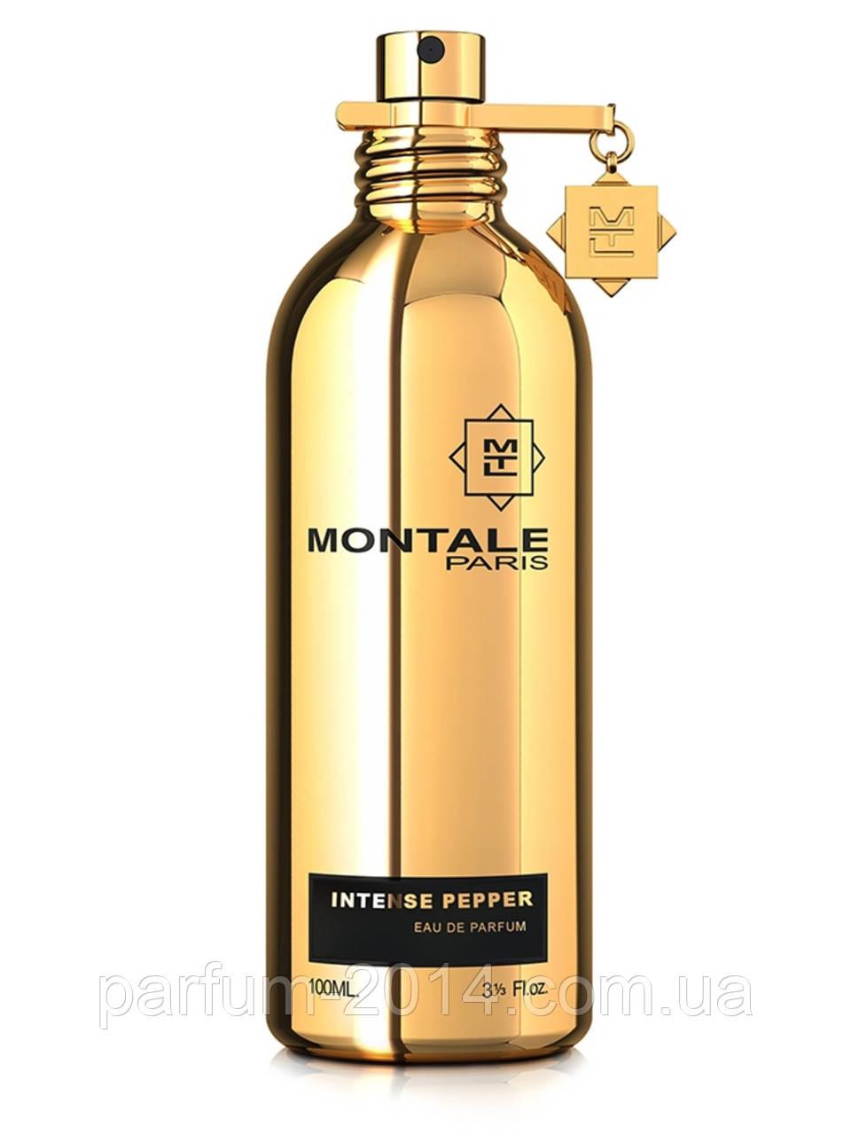 Парфюмированная унисекс вода Montale Intense Pepper 100 ml (реплика)