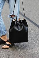 Mansur Gavriel bucket bag - простота и практичность с примесью высокой моды