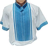 #вишиванка, чоловіча вишита сорочка (Арт. 01592)