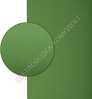 Резина подмёточная BISSELL, БИЗЕЛ, art.050, р. 380*570*1 мм, цв. зелёный (№39)
