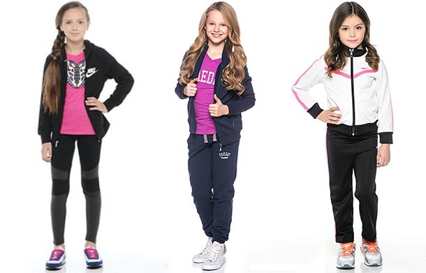 cce9c634 Желание красиво одеваться проявляется в подборе одежды разных стилей. Это  не только платьица, костюмчики, но и спортивная одежда – девочки хотят  выглядеть ...