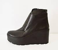 Ботинки женские кожаные Guero 5466