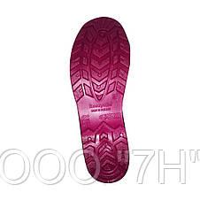 Сапоги женские резиновые «Леди» с лентой, фото 3