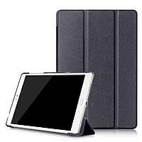 Чехол Подставка Tri-fold Leather Smart для Asus Zenpad 3S 10 Z500M черный