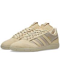 Оригинальные  кроссовки Adidas Consortium x UNDFTD Busenitz Dune & Gold Metallic