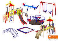 Детская площадка ДМ 6