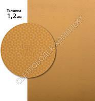 GTO ГТО Italia (Китай) original, р. 700*300*1.2 мм, цв. бежевый - резина подметочная/профилактика листовая