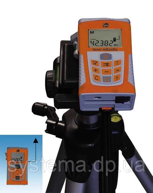 Лазерный дальномер (лазерная рулетка) Nedo Laser mEssfix