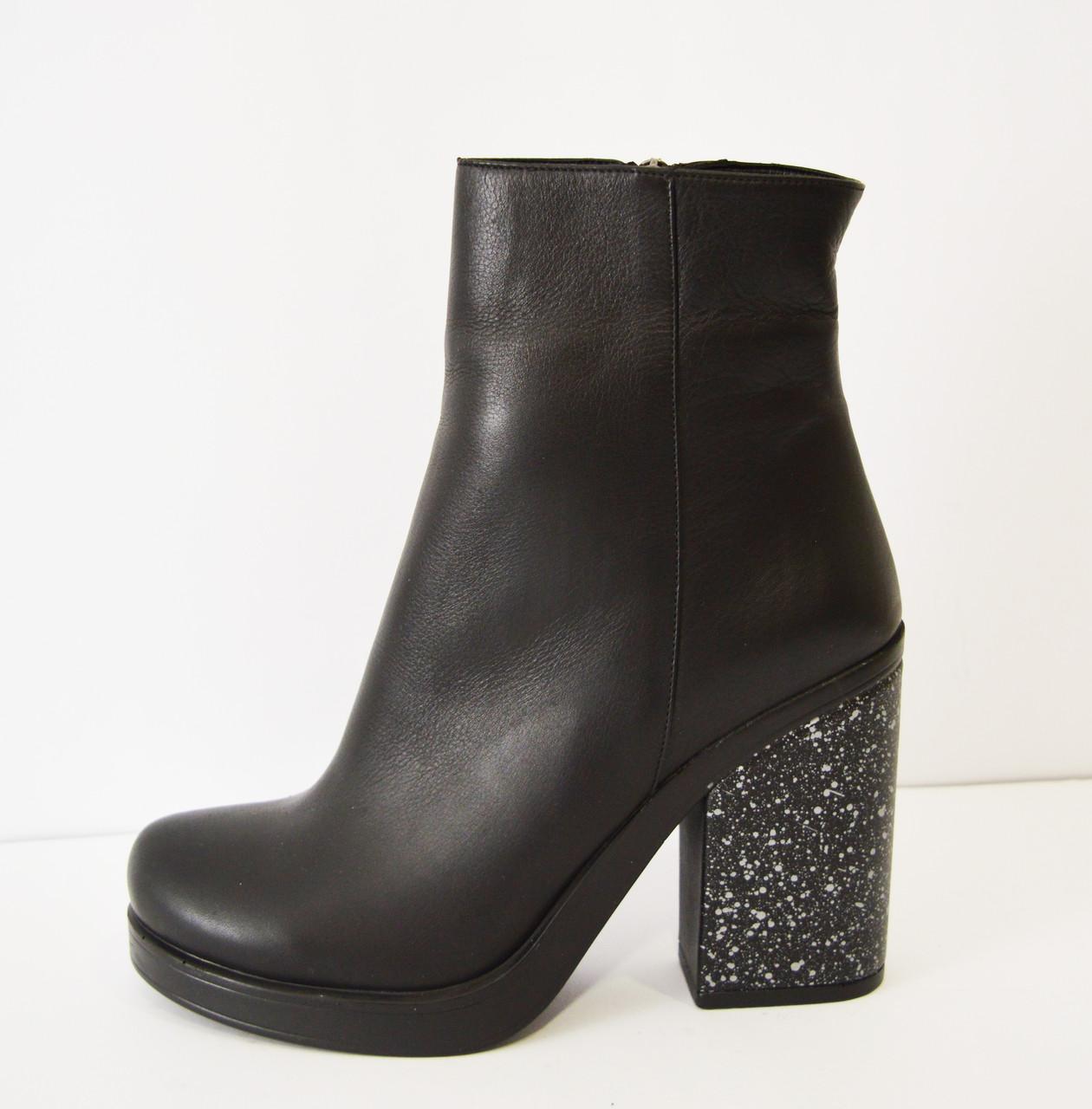 Ботинки женские кожаные осенние Guero 5453