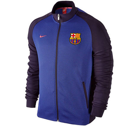 f762c6d4 Олимпийка Nike FC Barcelona Authentic 777269-524 (Оригинал) - купить ...