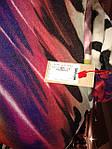 "Блуза теплая  с хомутом ""РАДУГА"" 48-56 размеры 664-1 теплая, фото 3"