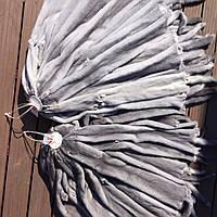 Шкуры мех норка серо-голубая, 70-75 см