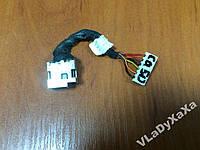 HP CQ50 шлейф зарядного