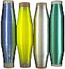 Леска в бобинах 1 кг диаметр 0,18 мм ( белая )