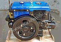 Двигатель ТАТА Витязь SH195NL - 12л.с - с электростарт. (zubr)