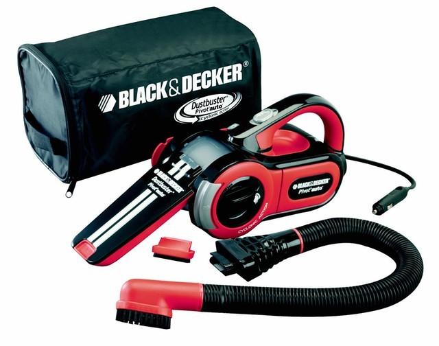 Автомобильный пылесос Black&Dacker PAV 1205